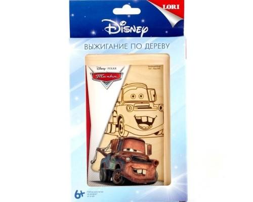 """Выжигание Disney в рамке 10*15 """"Веселый Мэтр"""""""