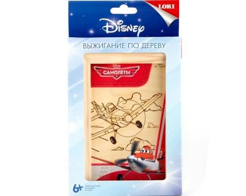 """Выжигание Disney в рамке 10*15 """"Дасти"""""""