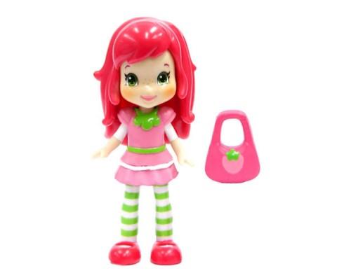 Игрушка Шарлотта Земляничка Кукла 8 см, Земляничка